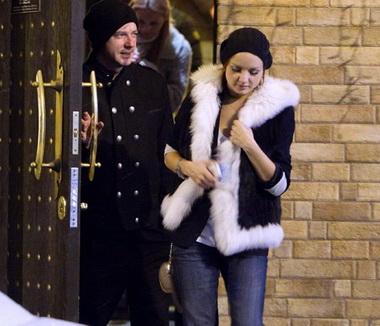 Максим познакомила бойфренда со своей дочкой