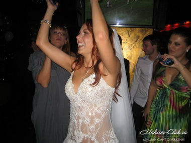 Свадьба Максим