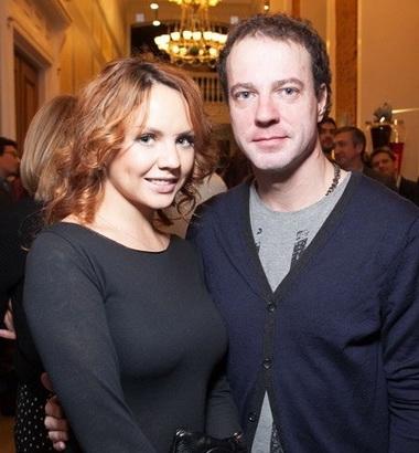 Певица Максим и Александр Красовицкий