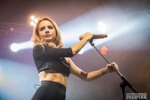 На концерте в Саратове Максим выступала с высокой температурой